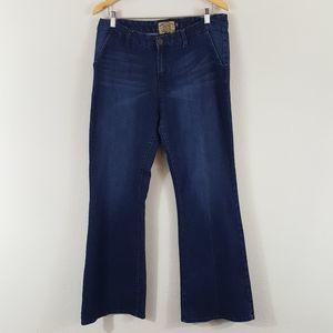 Dear John American Standard Denim Flare Jeans 32